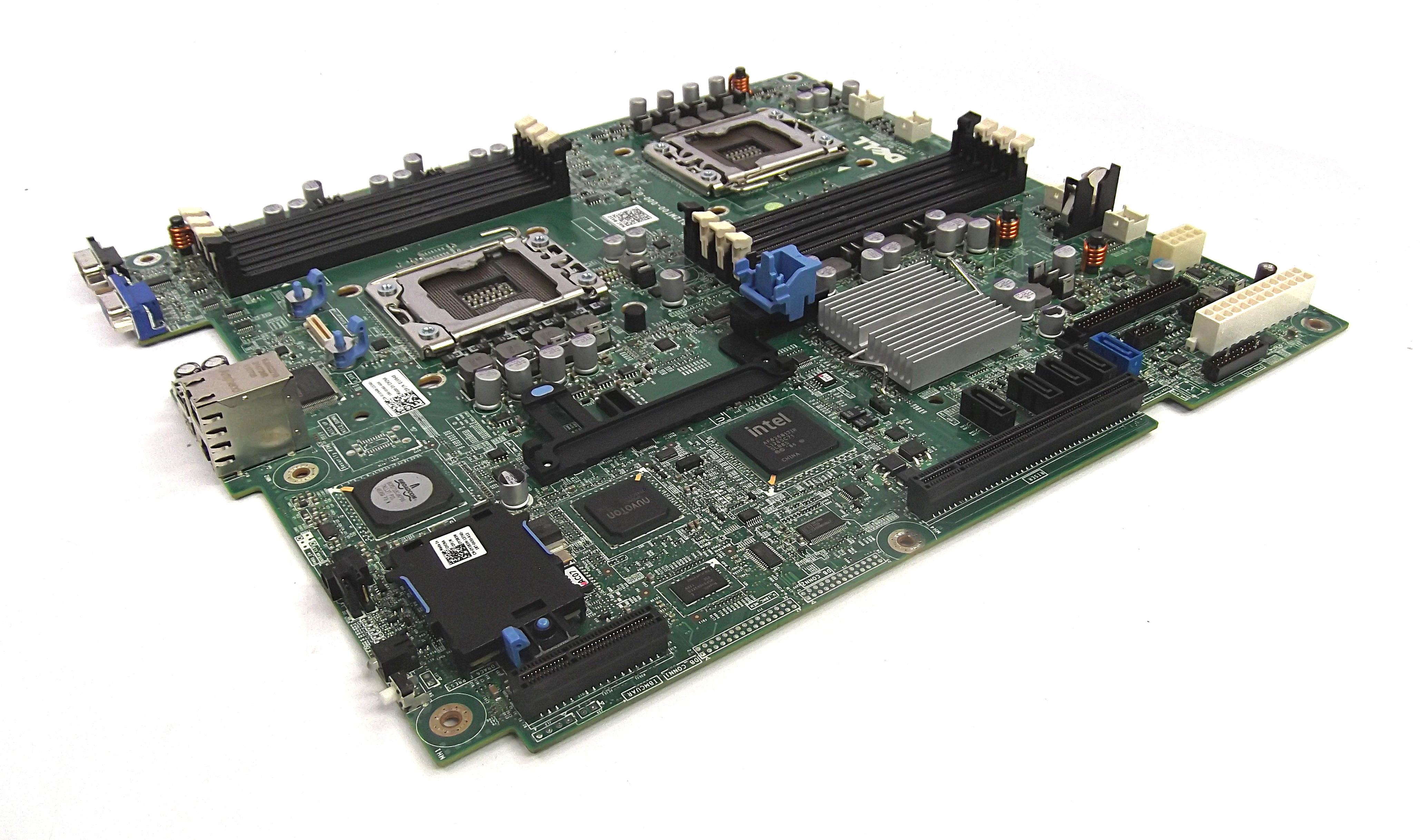 Dell 1V648 Poweredge R410 Dual Socket LGA1366 System Board