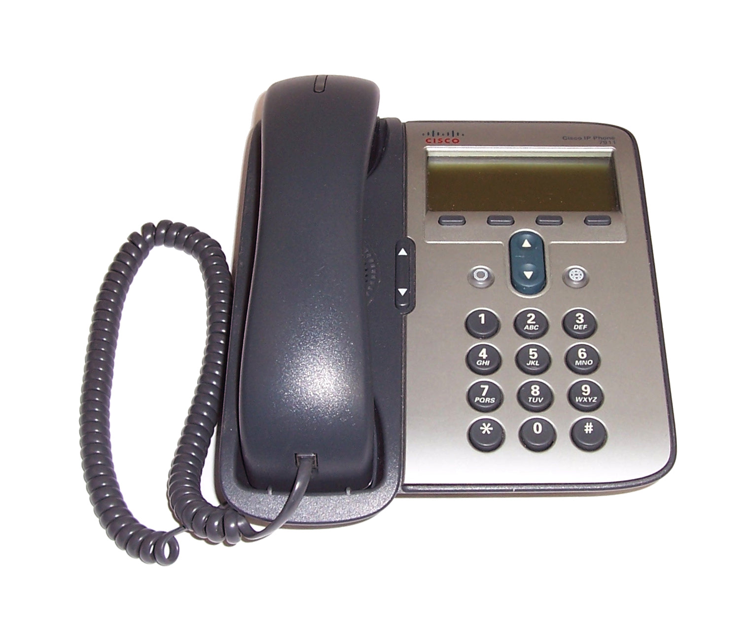 7911 Cisco phone Manual