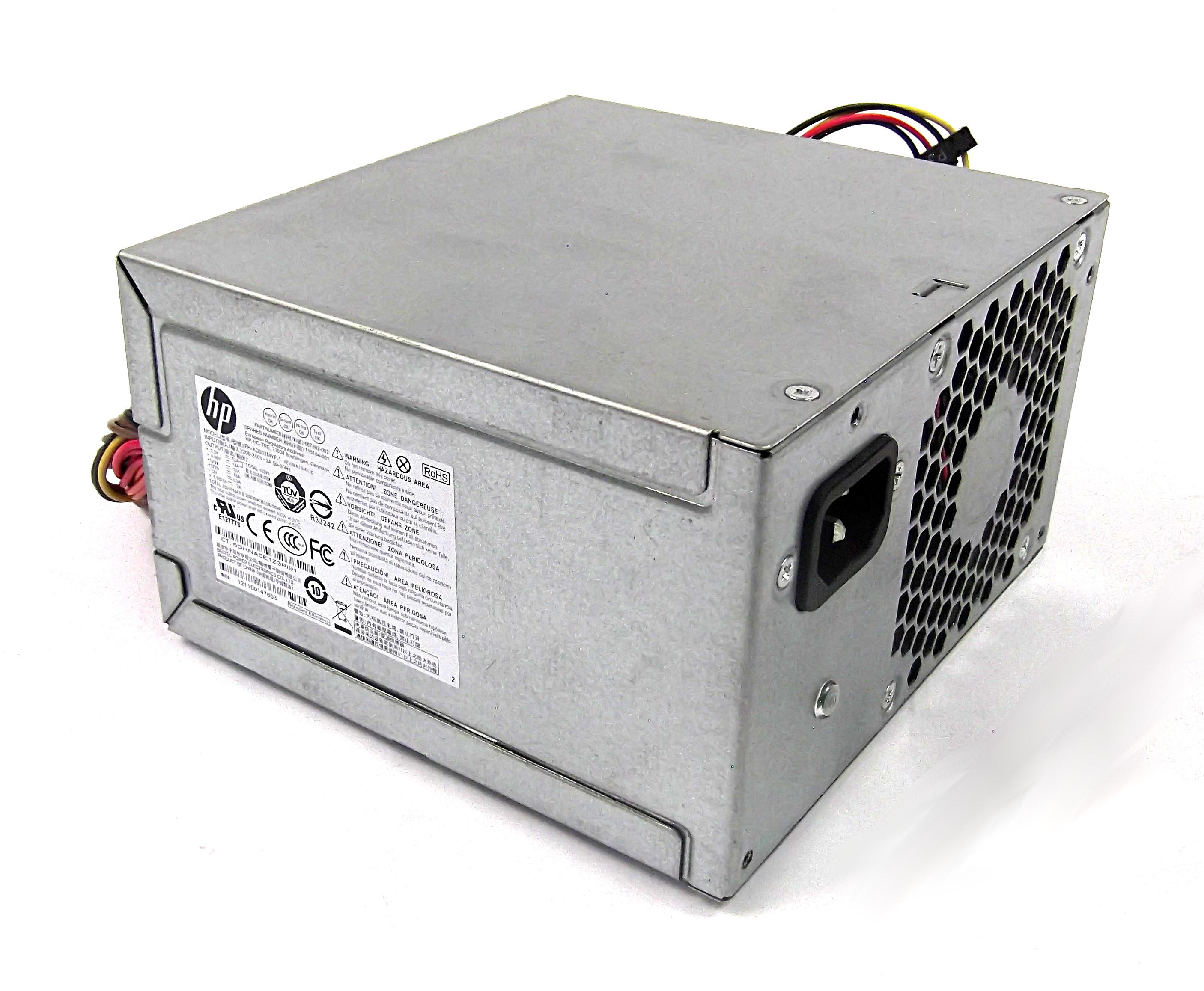 HP 715184-001 Bestec FH-XD301MYF-1 300W ATX 24 Pin PSU - 667892-001