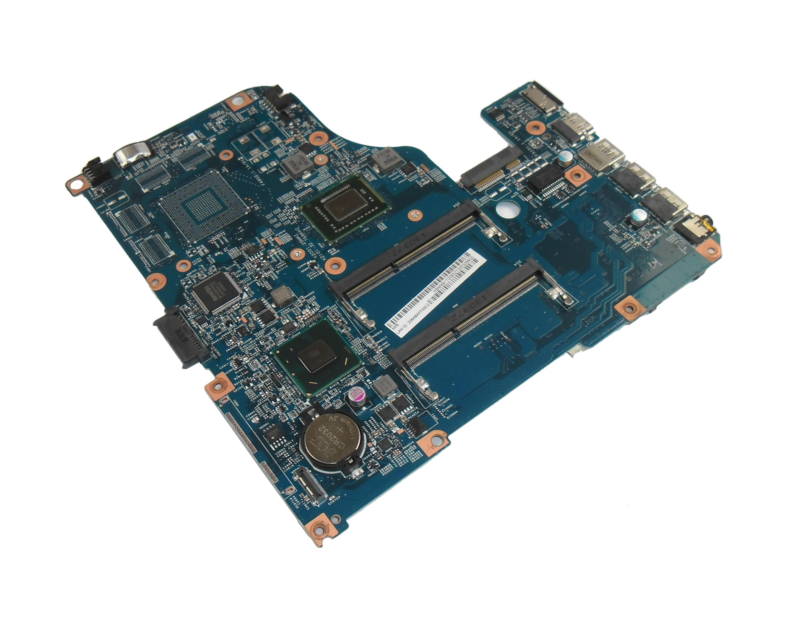 NB.M4911.009 Acer Aspire V5-471 Motherboard /w Core i3-2375M CPU - 48.4TU05.04M