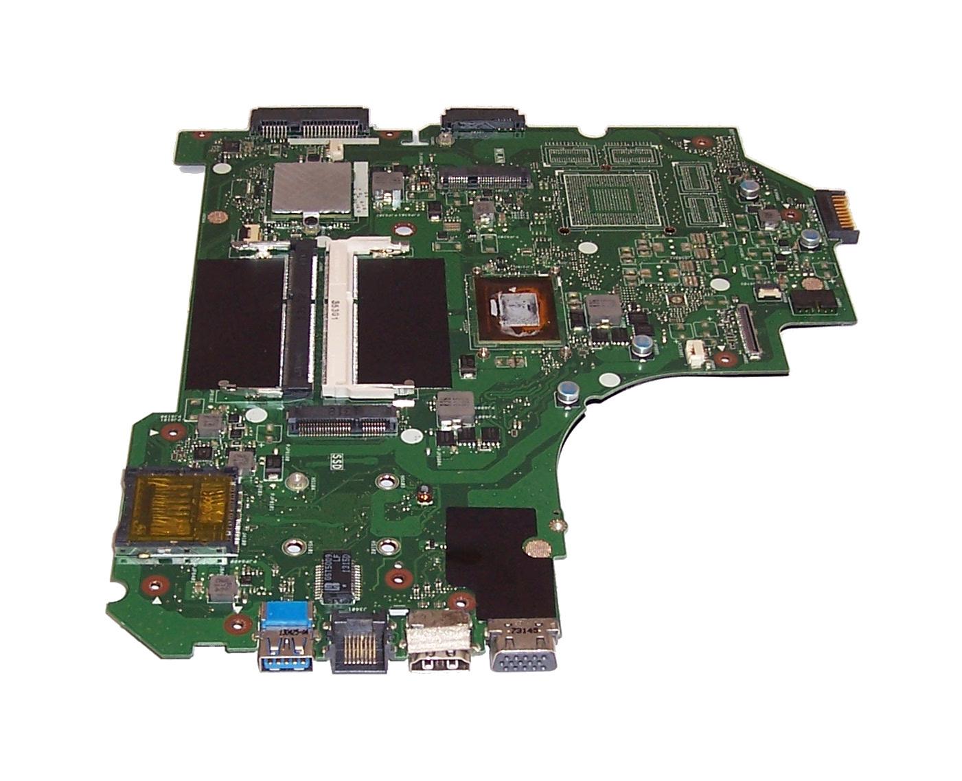 200 VivoBook S550CA Notebook Motherboard Asus 60NB00Y0-MB5000