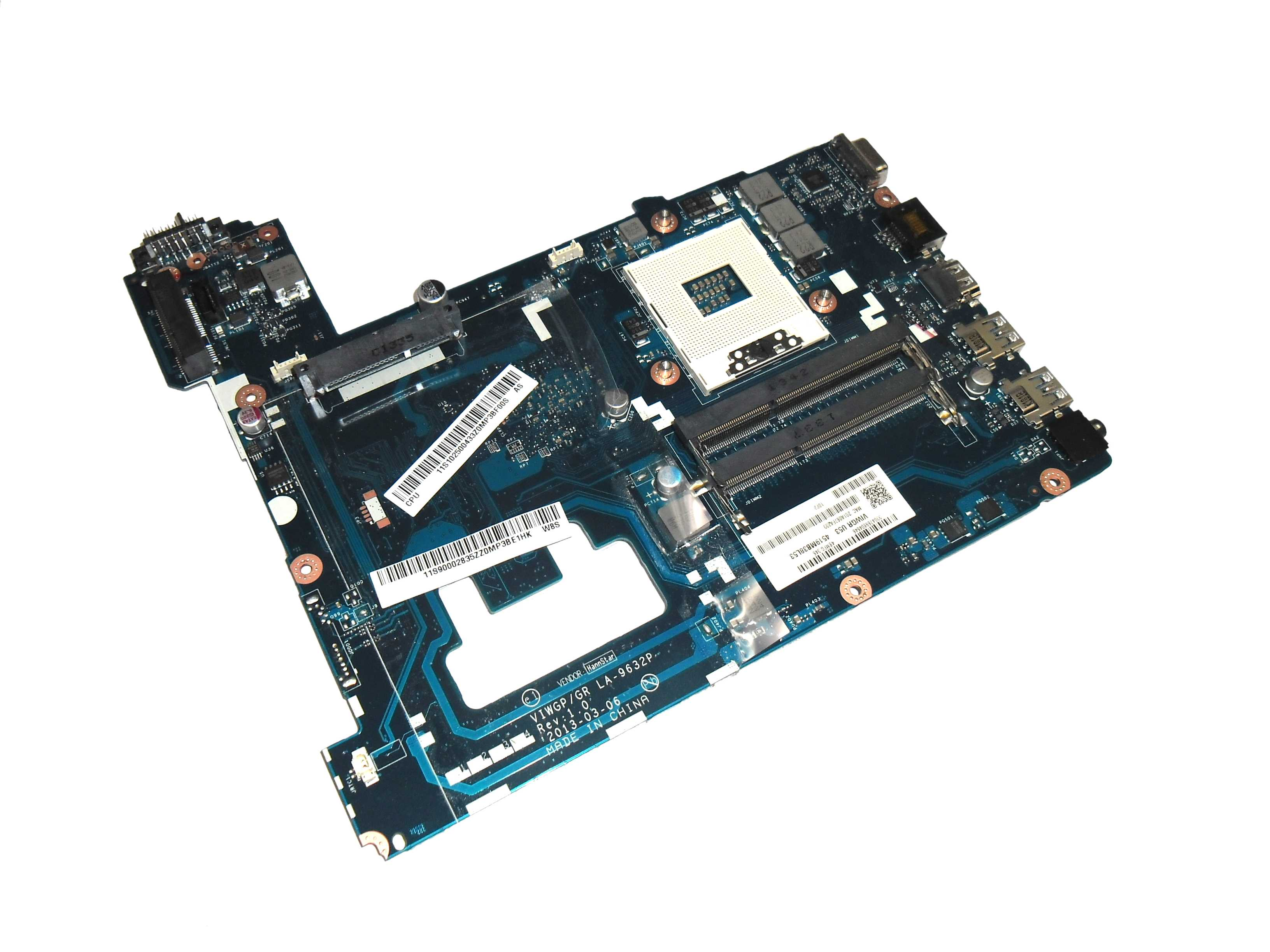 Lenovo 90002838 VIWGP/GR LA-9632P G500 Socket rPGA989 Laptop Motherboard
