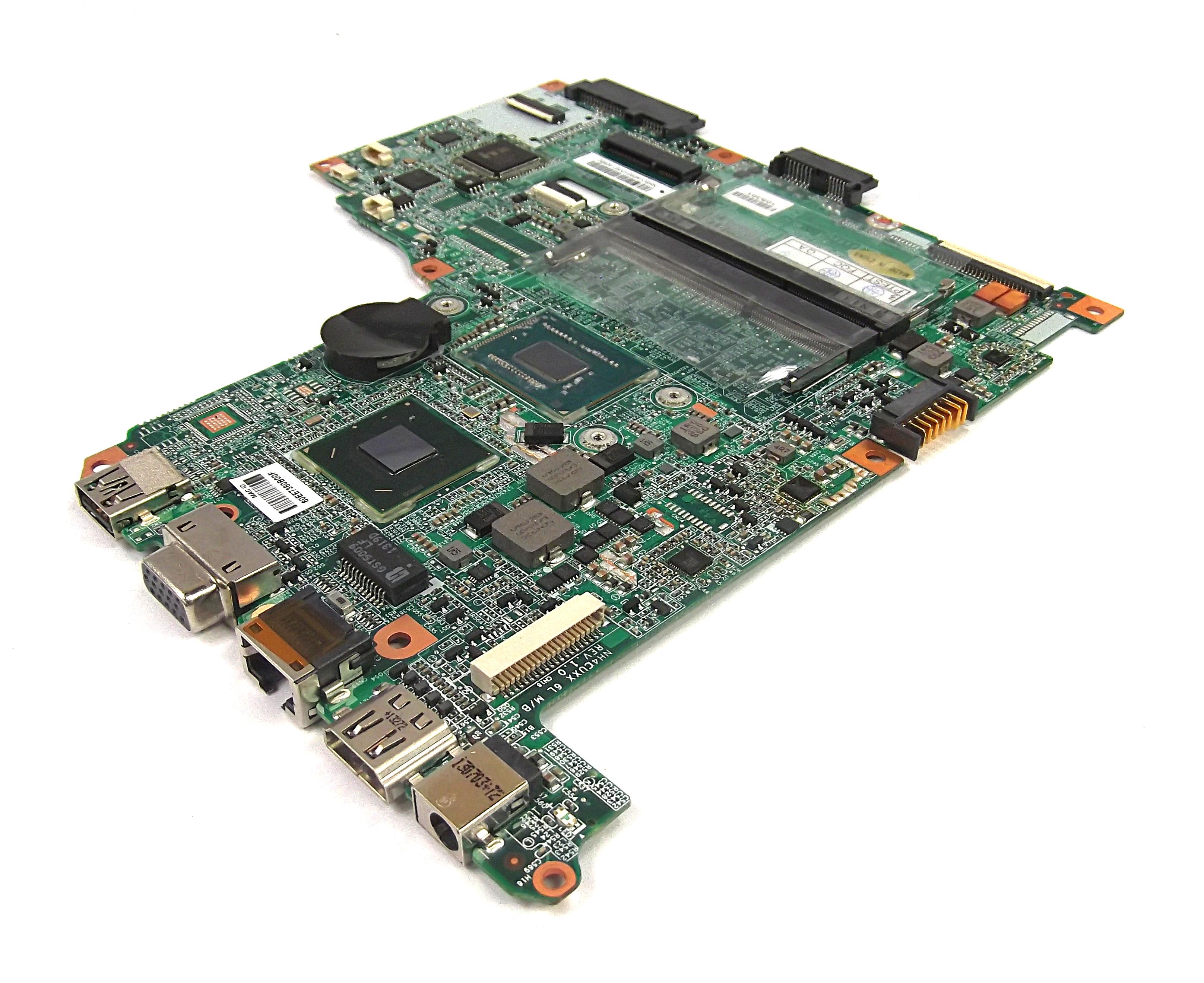 Advent NH5CU00001D45T Laptop Motherboard with BGA Intel SR0VQ CPU - E326167 TC-1