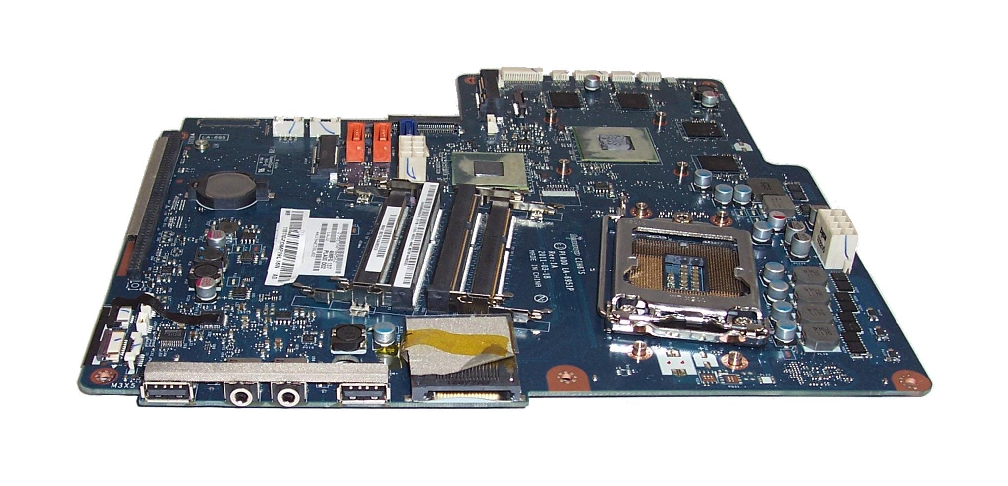 Lenovo 11S11013759 CIH67S LA-6951P Socket LGA1155 Motherboard