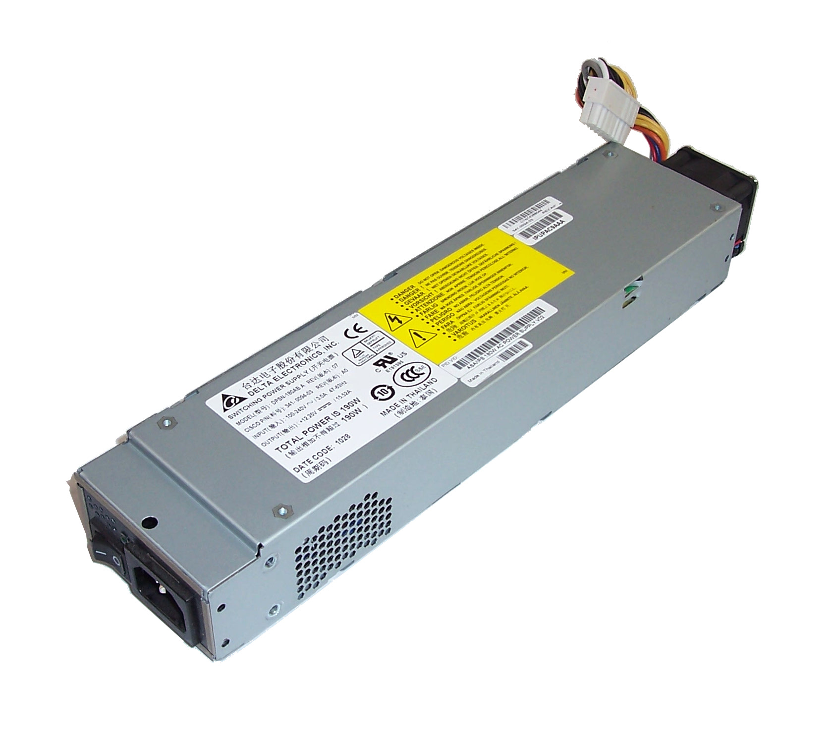 Cisco 341-0094-03 DPSN-180AB A 190W Power Supply For ASA 5510 Security  Appliance