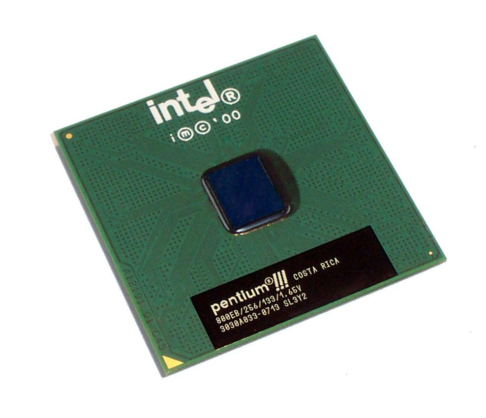Intel SL3Y2 Pentium 3 800EB 800MHz Socket 370 Processor