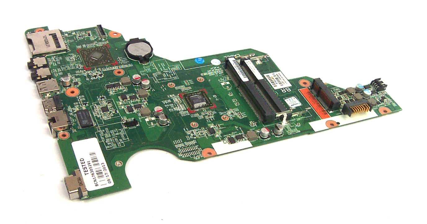 688303-501 HP CQ58 Motherboard with BGA AMD EM1200GBB22GV CPU