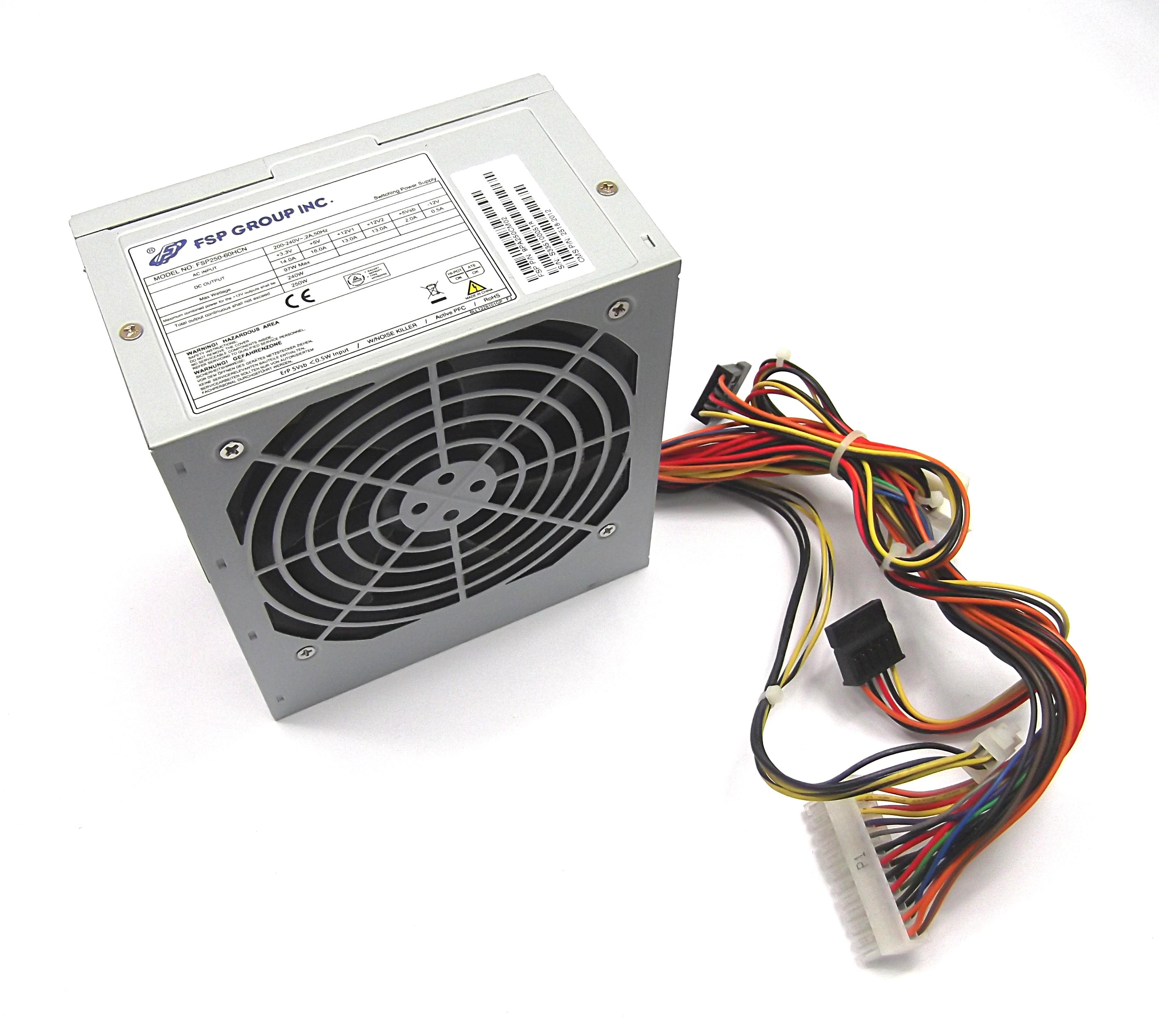 FSP FSP250-60HCN 250W 24Pin Power Supply