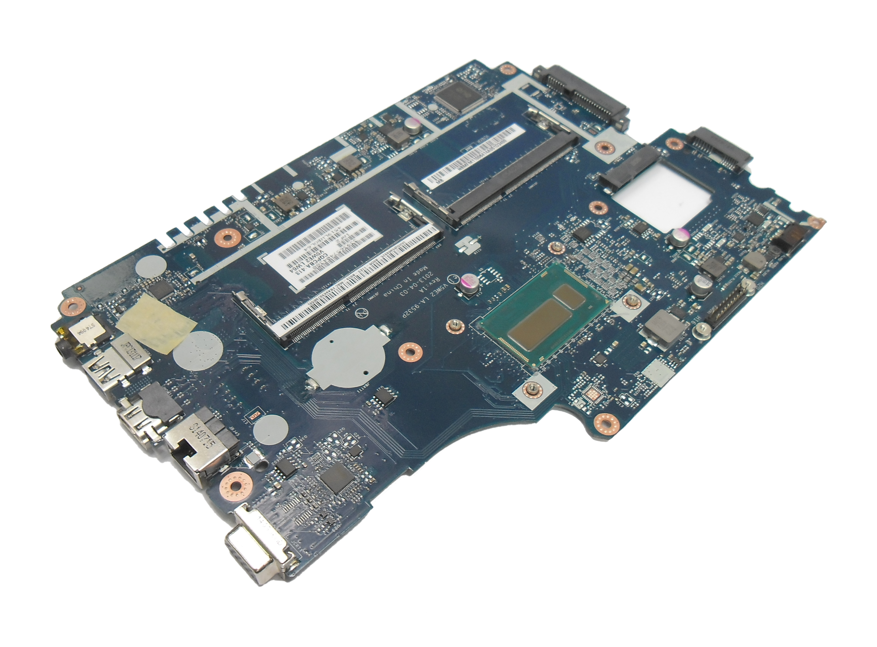 NB.MFM11.006 Acer Aspire E1-572-34018G1TMnrr Motherboard with Intel SR16Q CPU