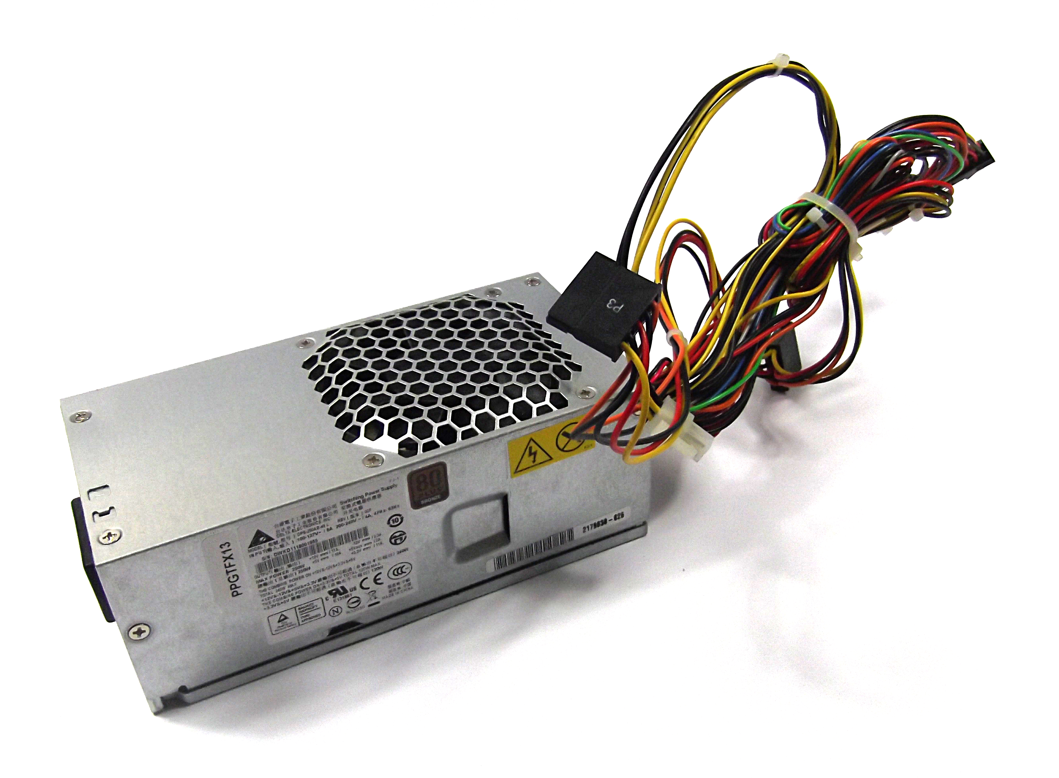 Delta DPS-250AB-49 L 80+ Bronze 240W 20/24 Pin Power Supply