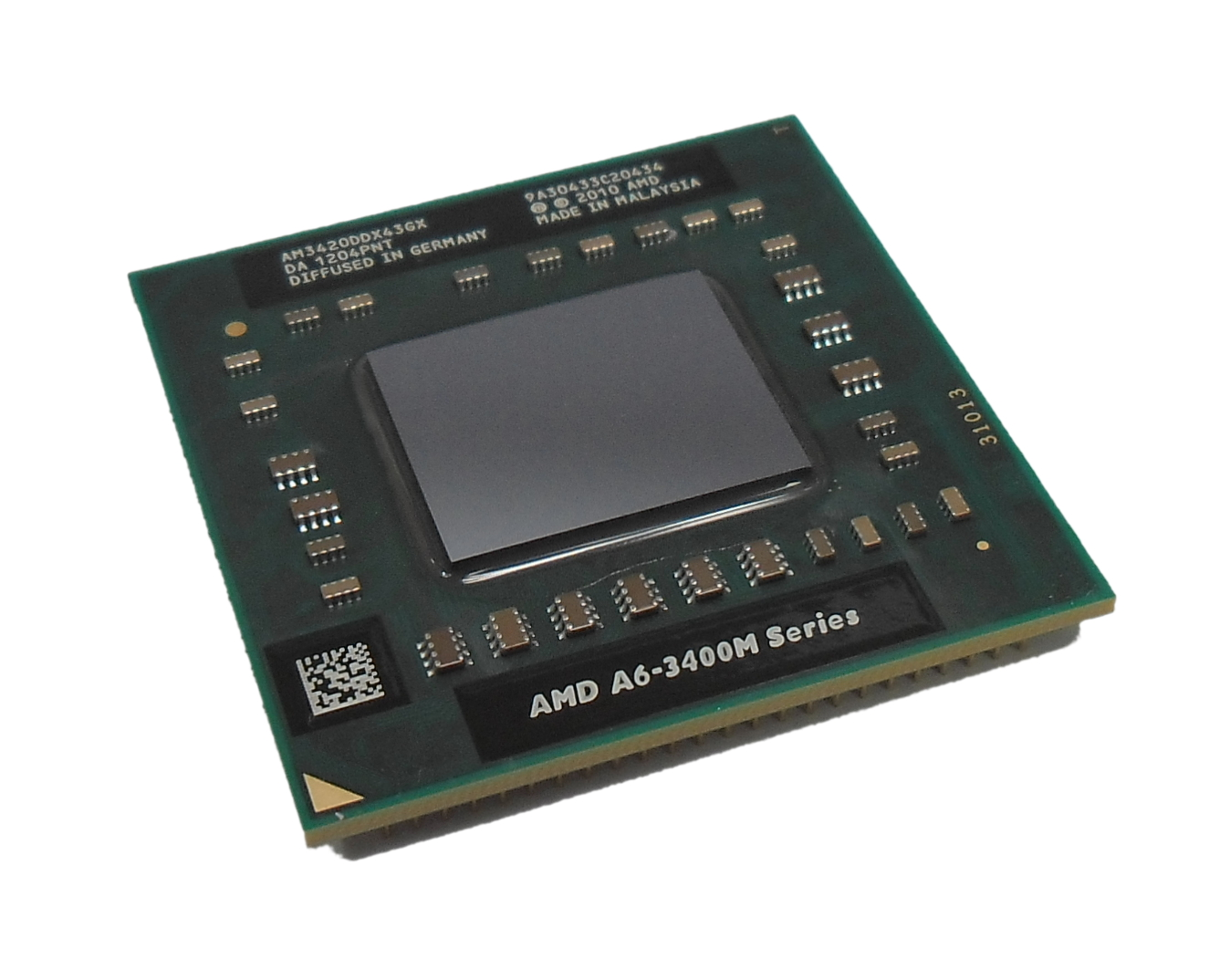 AMD A6-3420M AM3420DDX43GX Quad Core 1.5 GHz Socket FS1 CPU