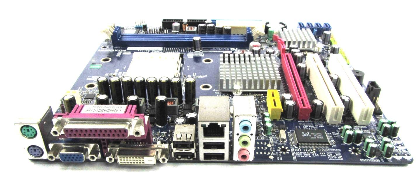 Foxconn A7VMX-K Socket Type AM2 DDR2 Motherboard