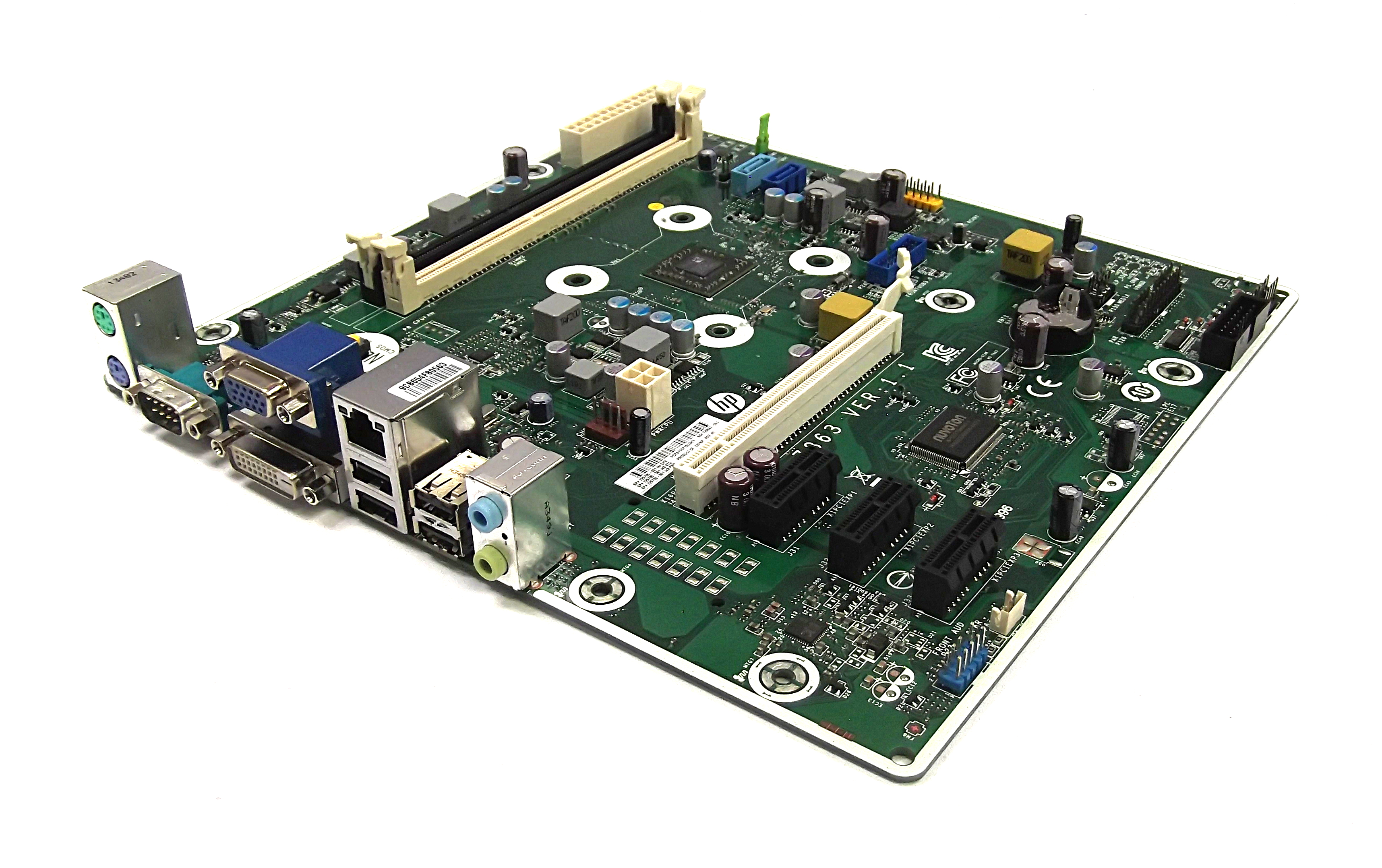 HP 729643-001 ProDesk 405 Motherboard with BGA AMD AM5000IBJ44HM CPU