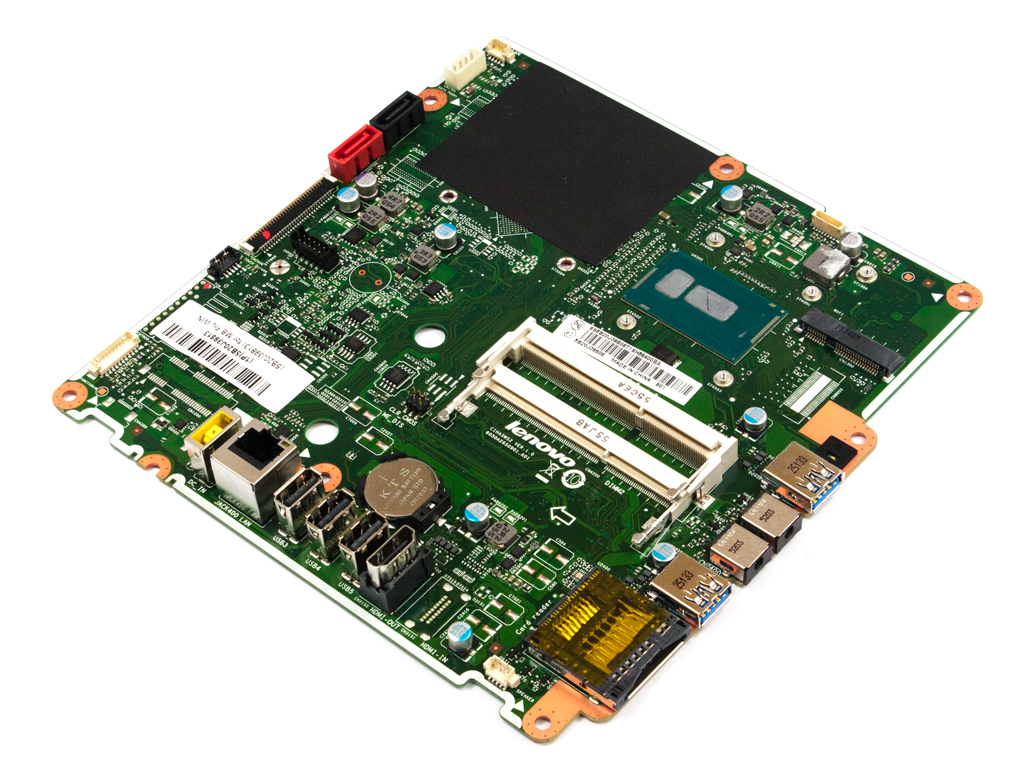 5B20J39813 Lenovo Motherboard /w 1.9GHz 3805U Broadwell CPU /f C40-30 AiO PC