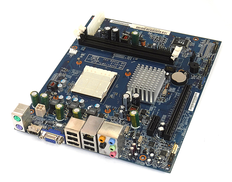 MB.SCM01.001 Acer DA061/087L Socket AM2 Motherboard  - 48.3V006.031