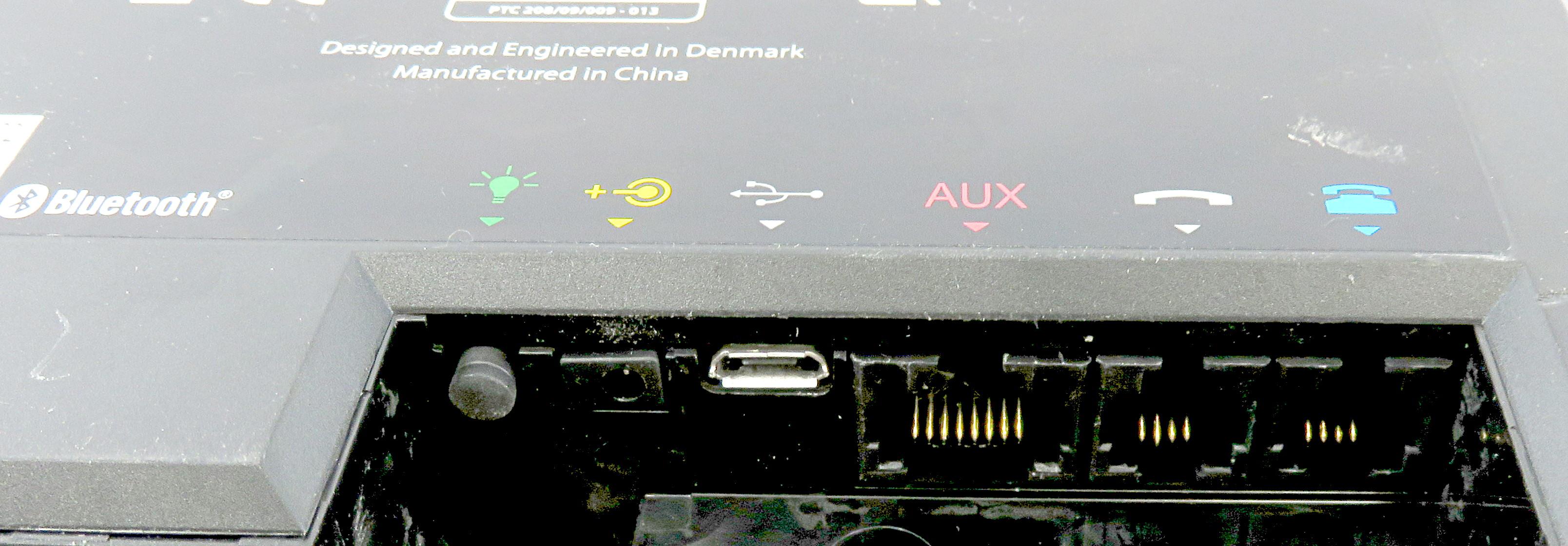 Jabra 9400BS Charging Dock For Bluetooth Wireless Headset 9460/9465/9470