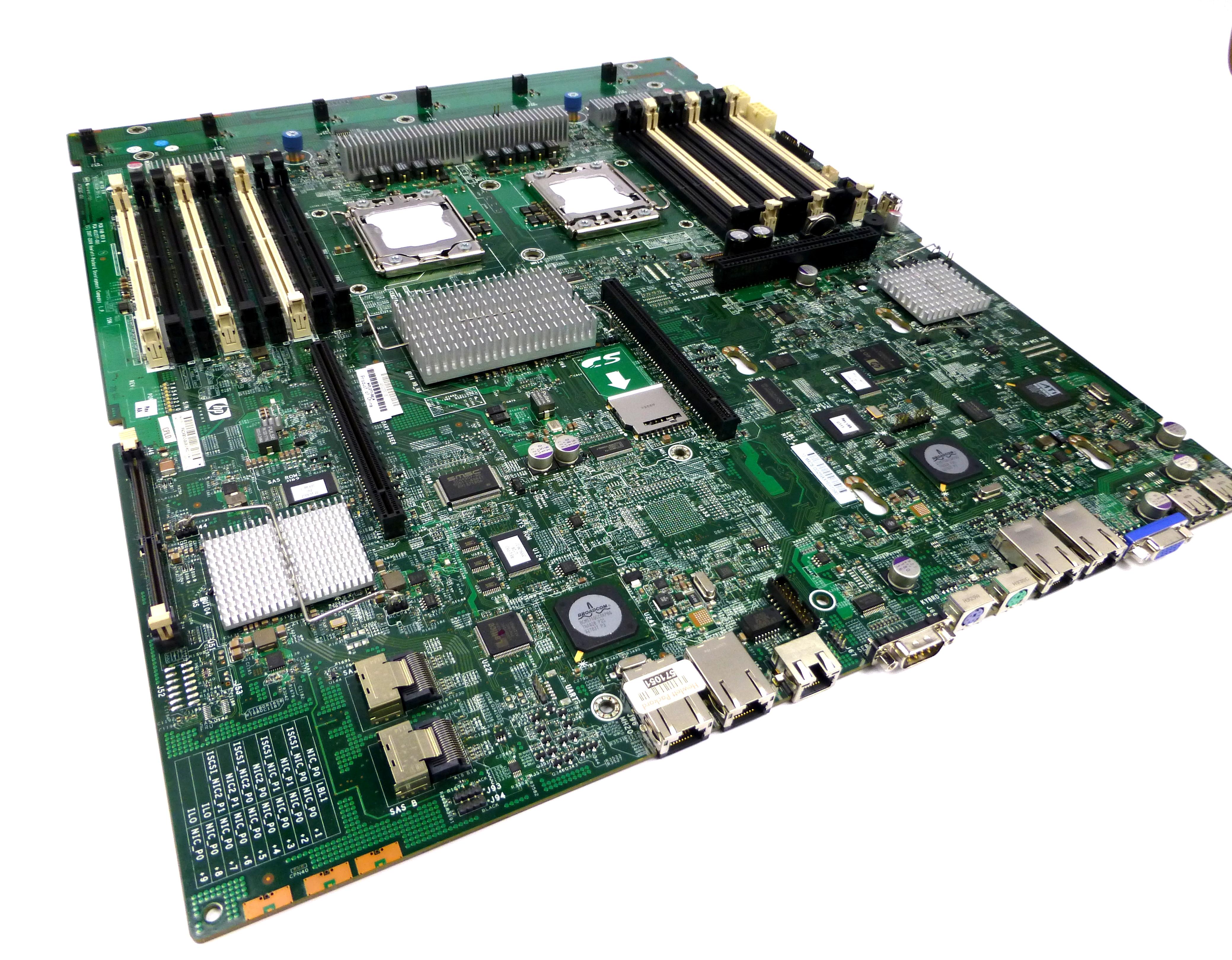 HP 496069-001 Proliant DL380 G6 System Board - 451277-001