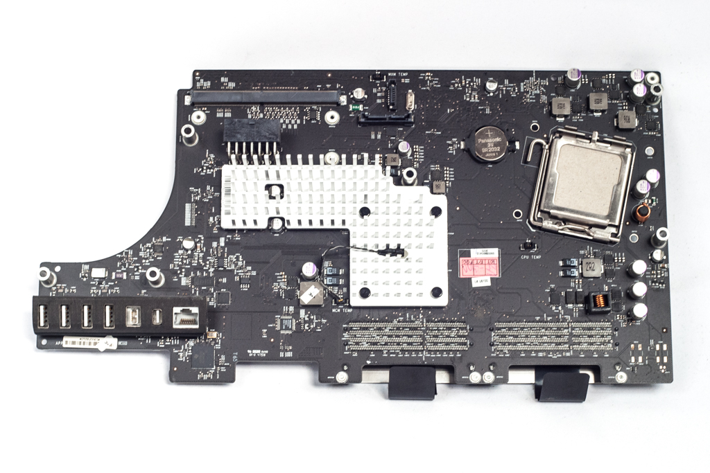"31PIHMB0060 Apple Logic Board /f 27"" Intel iMac A1312 EMC:2309 Late 2009 EEE:BZR"
