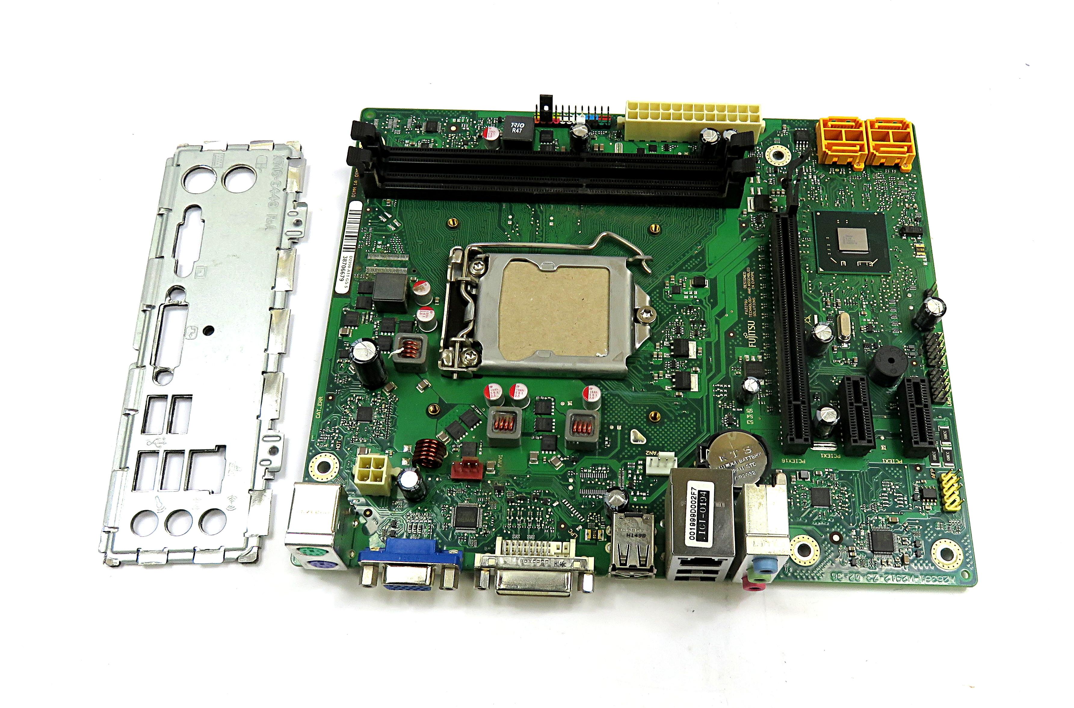 Fujitsu D2990-A11 GS5 uATX Socket LGA1155 Motherboard f/ Esprimo P400