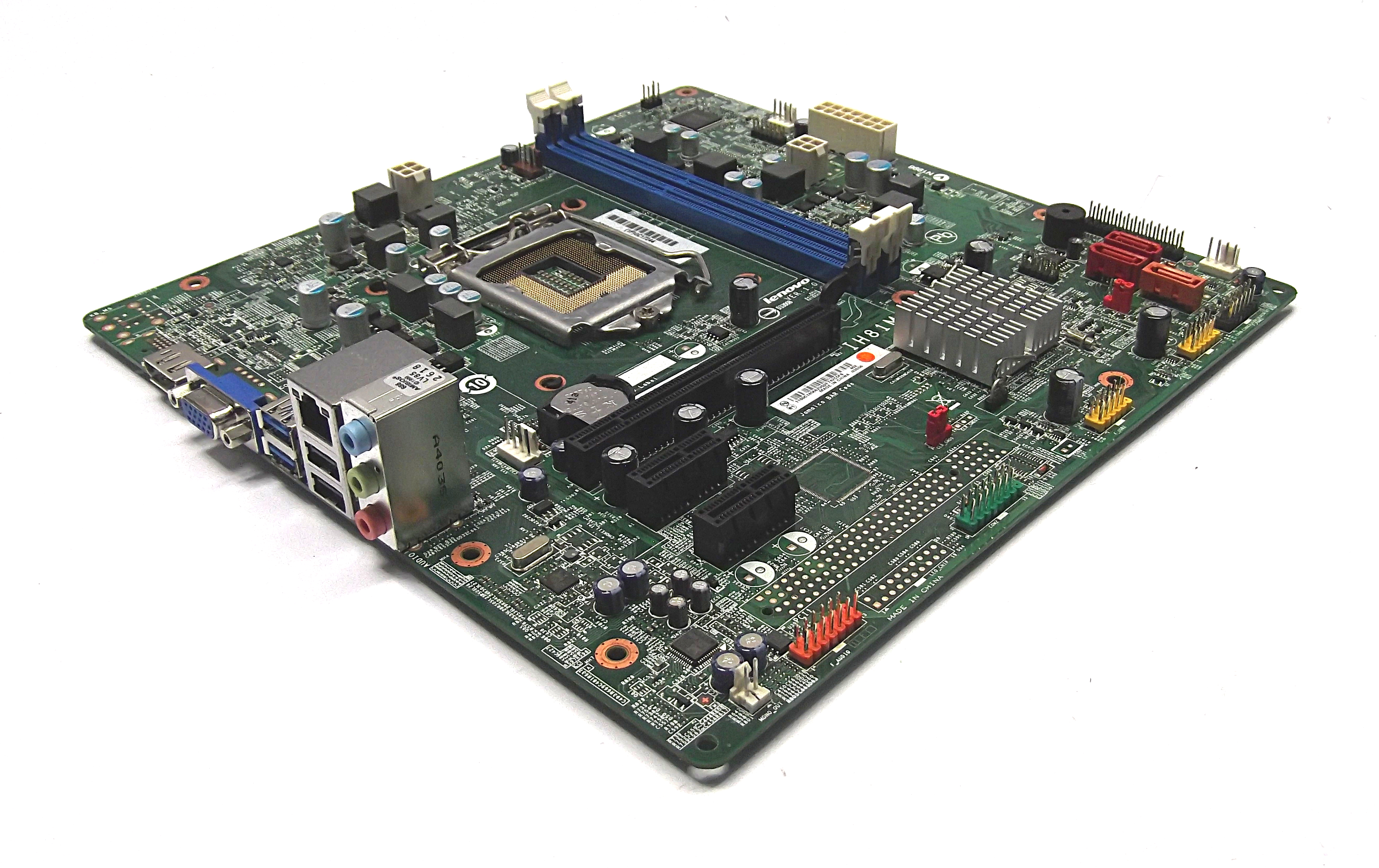 Lenovo 03T7161 Socket LGA1150 IH81M VER:1.0 Mainboard for ThinkCentre E73 SFF PC