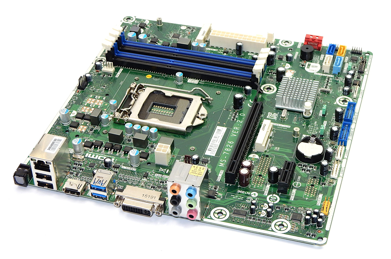 784740-001 Hewlett Packard LGA1155 Motherboard MS-7826 Ver:2.0