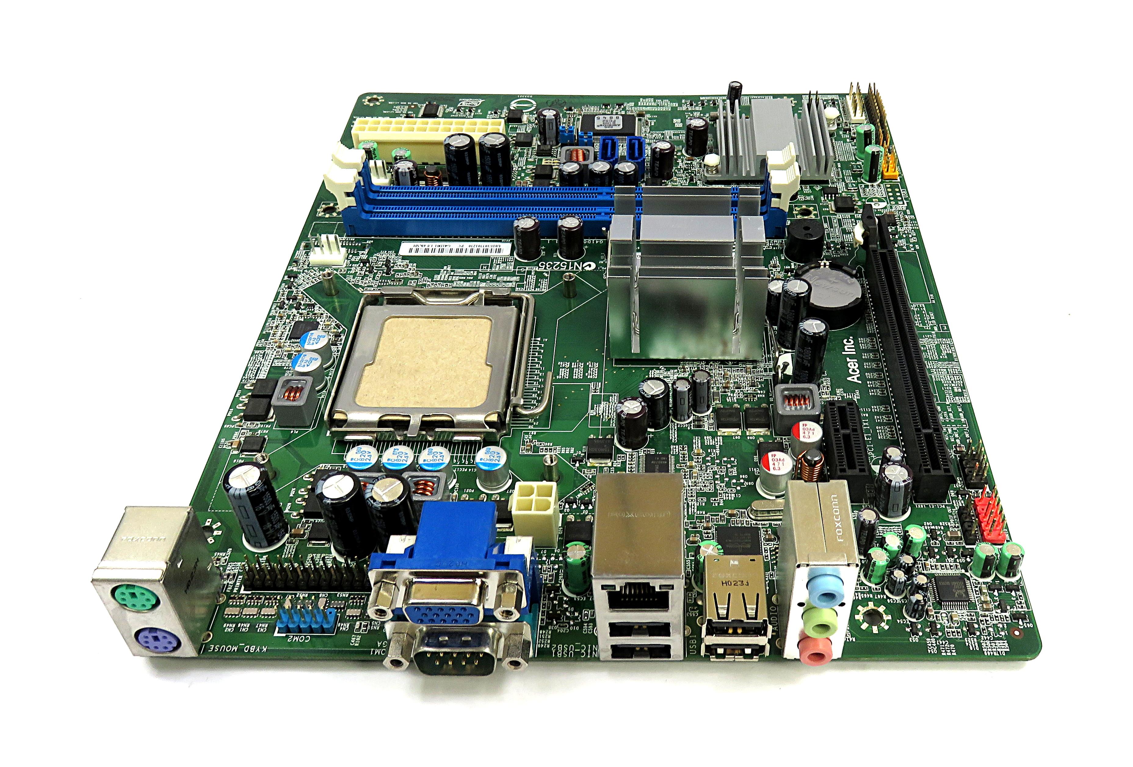 G41D01-1.0-6KSH Acer LGA775 Motherboard Rev:1.1 MB.VAM09.001