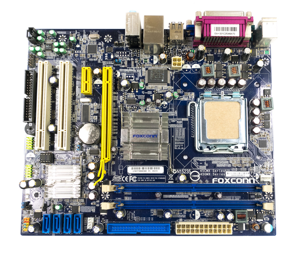 Foxconn Motherboard audio drivers