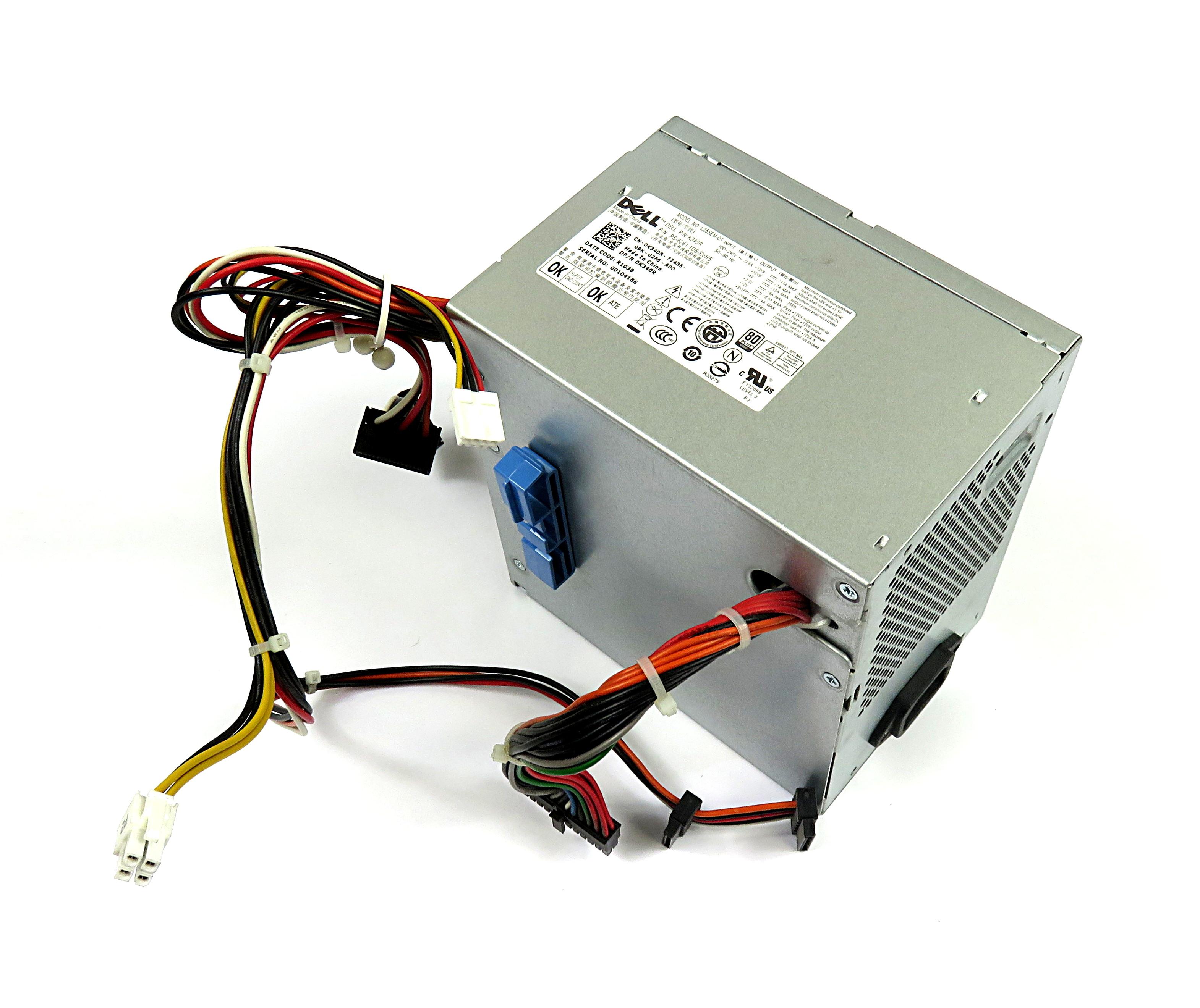 K340R Dell 255W PSU L255EM-01 f/ OptiPlex 980 MT