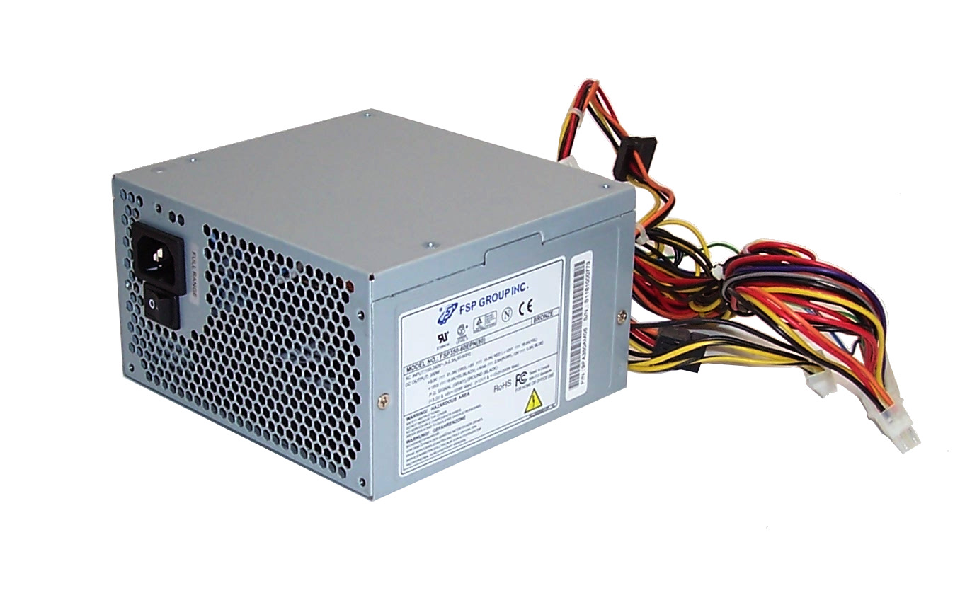 FSP Group 9PA350AM06 FSP350-60EPN(80) 350W 20/24-Pin ATX Power Supply