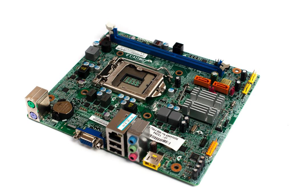 90004969 Lenovo Motherboard /f H520e Desktop PC - CIH61IV:1.0 P/N 11202386