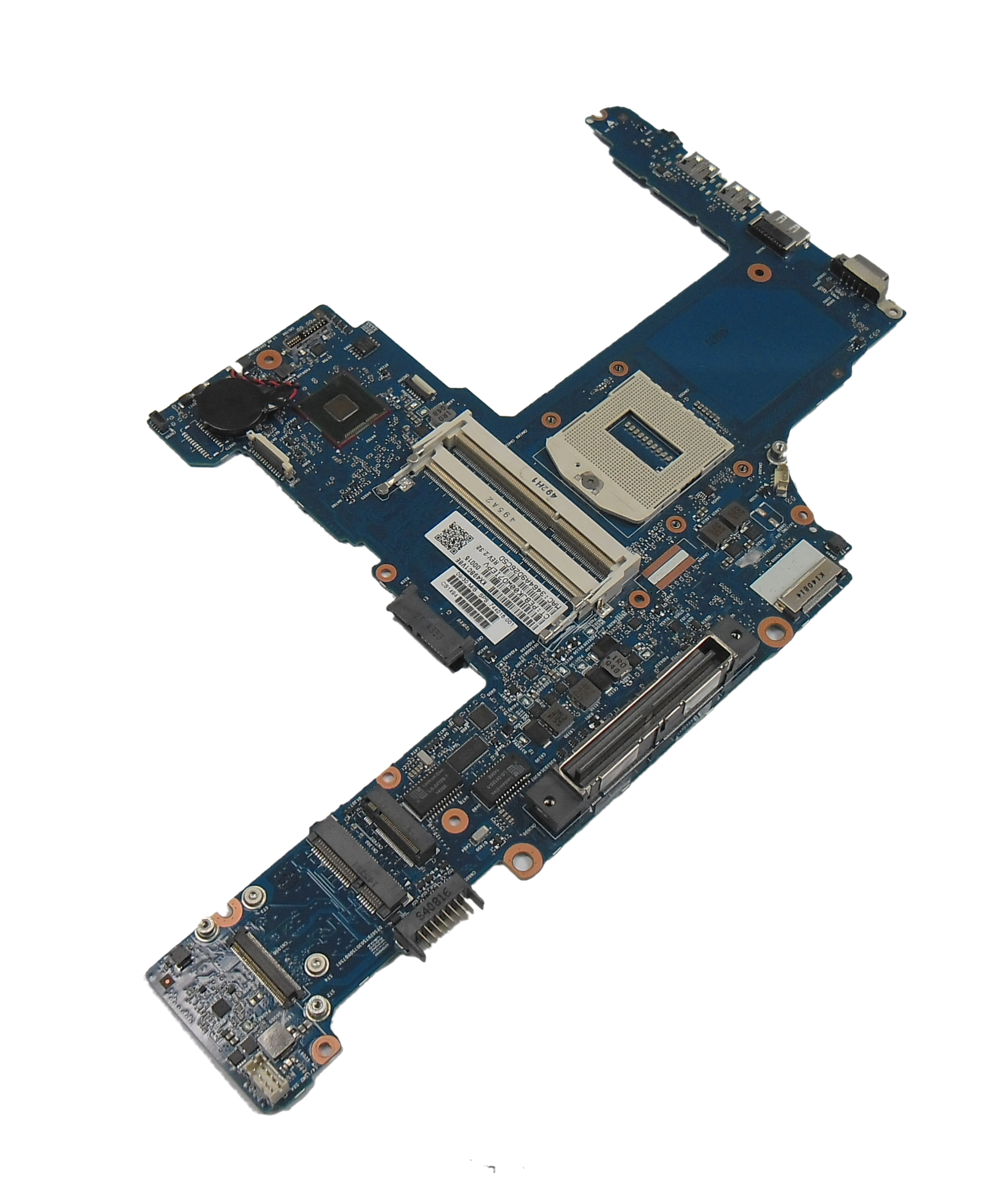 HP 744016-001 ProBook 650 Socket rPGA-947 Laptop Motherboard