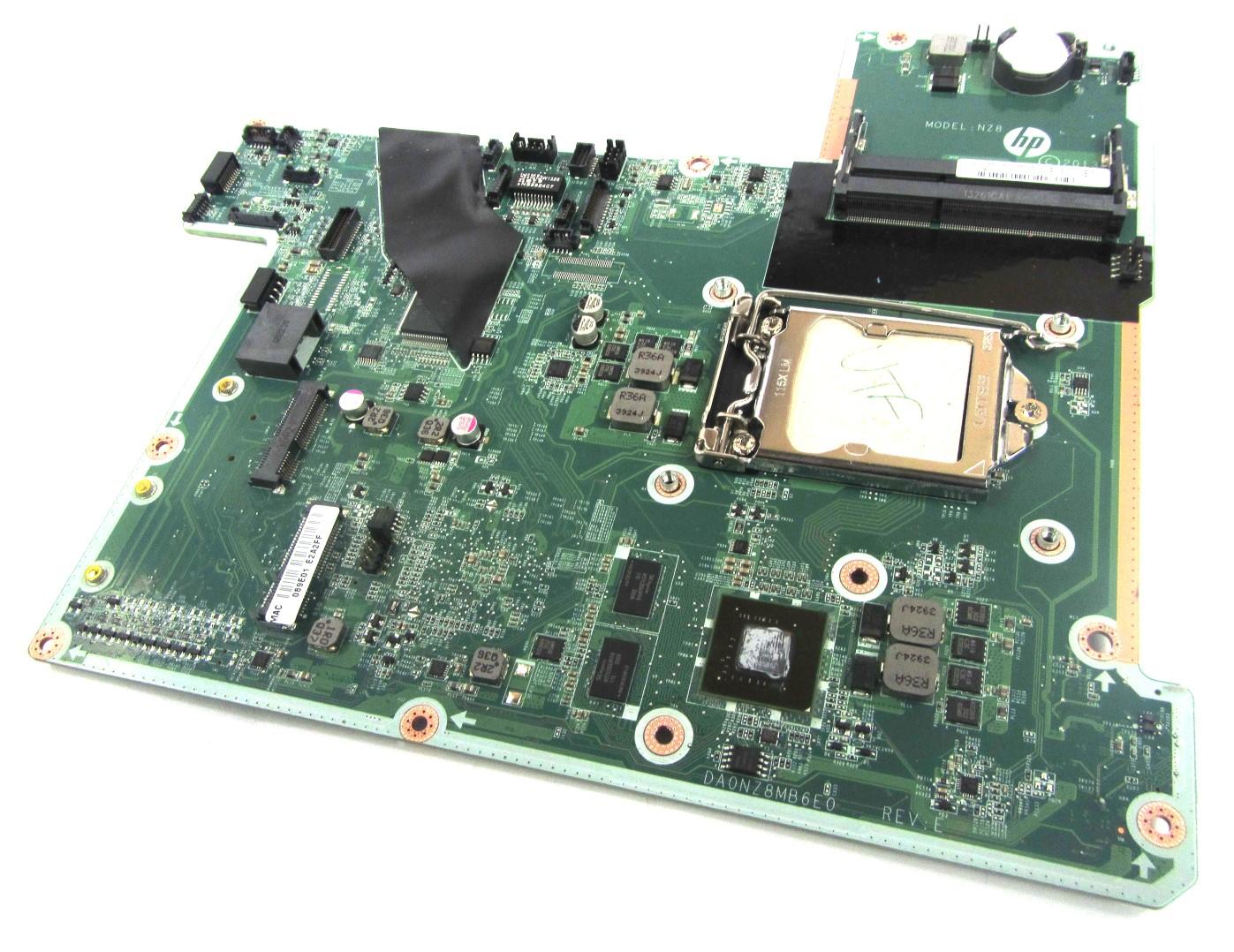 712644-001 HP LGA1150 (Haswell) Motherboard Model: NZ8