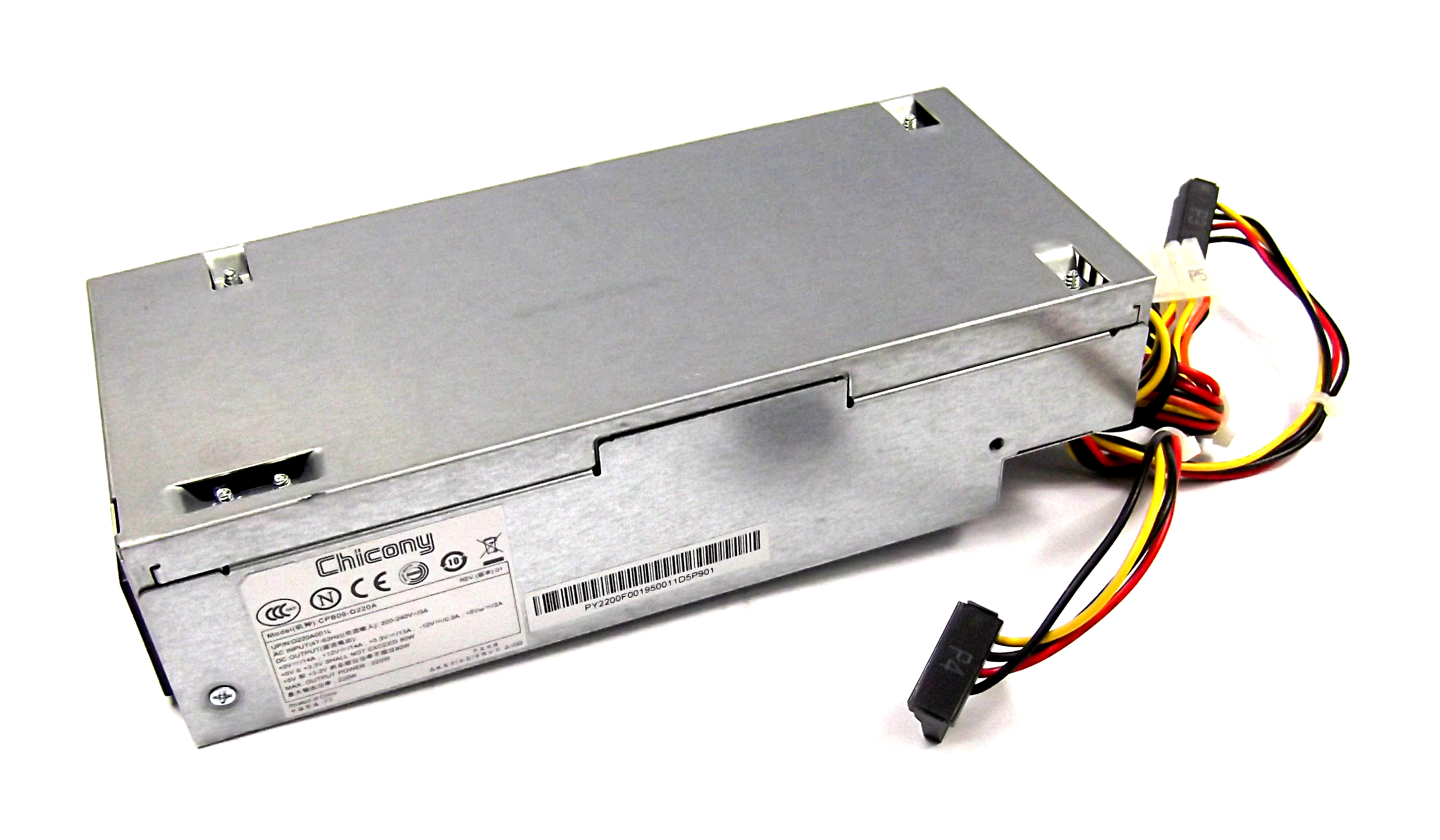Chicony D220A001L 220W Power Supply Unit - CPB09-D220A