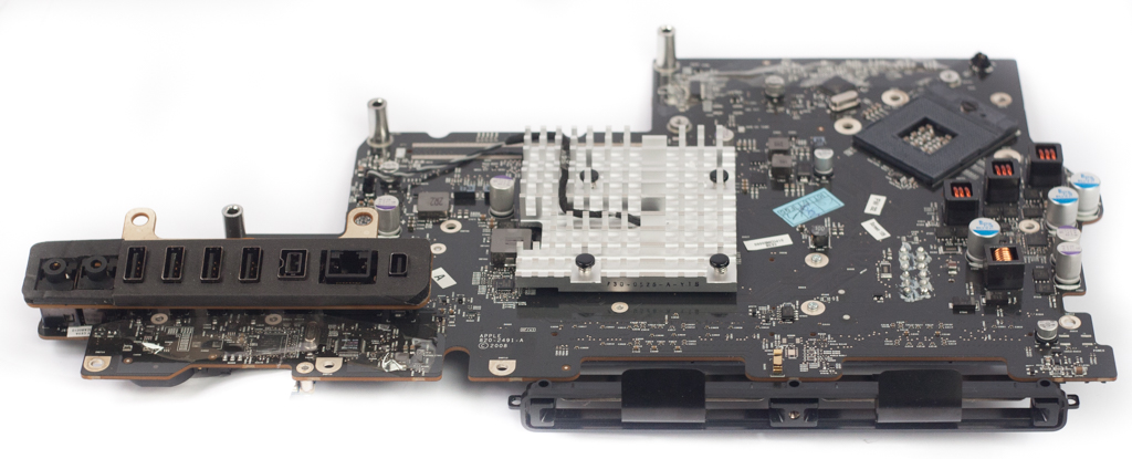 "631-0731 Apple Logic Board /f 24"" iMac 2.66GHz A1225 EMC:2267 /w On-Board GPU"