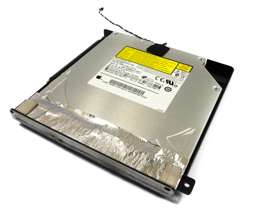 "678-0587A Apple DVD/CD Rewritable OD /f 21.5"" iMac A1311 (Late 2009)"