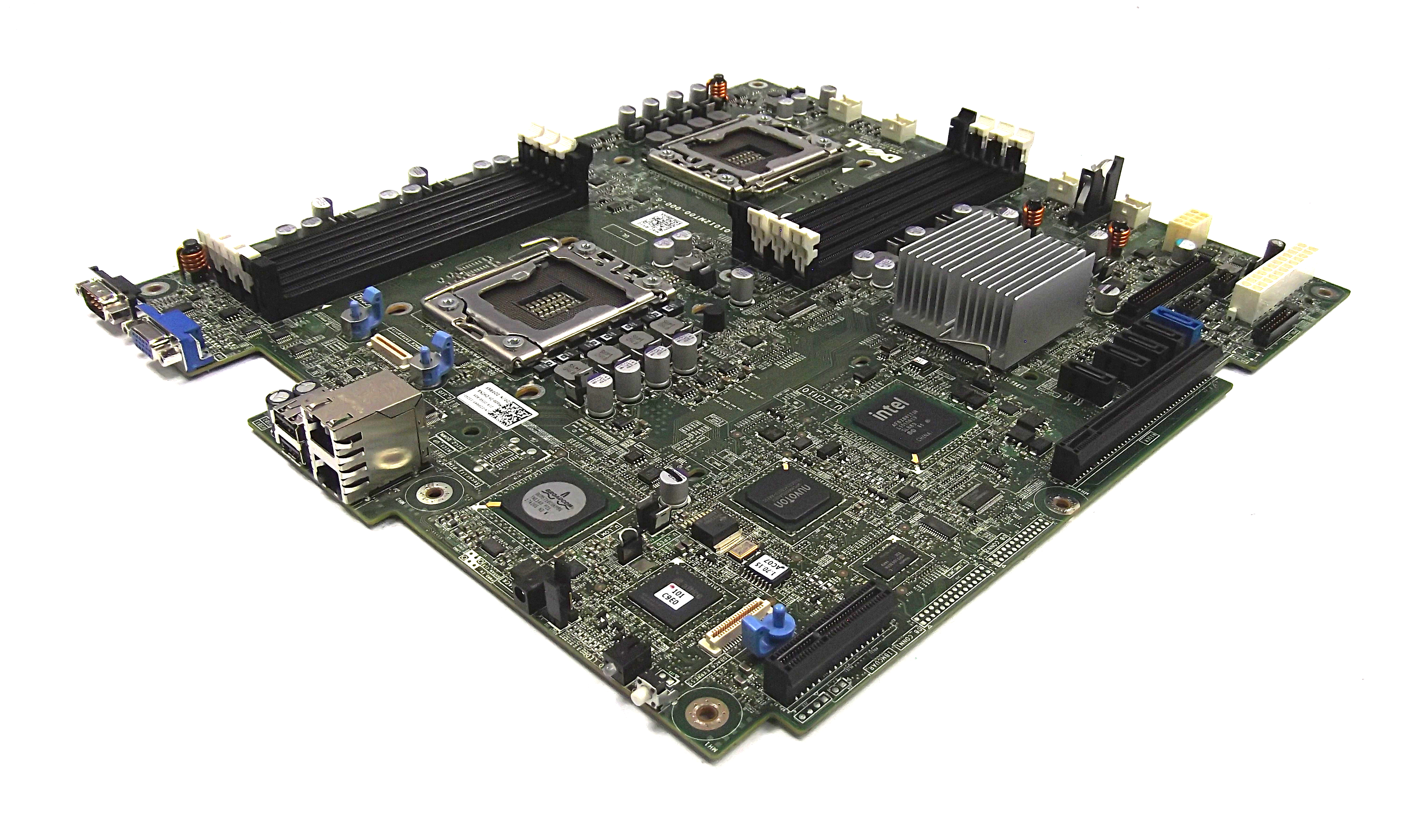 Dell DPRKF Poweredge R510 Dual Socket LGA1366 System Board
