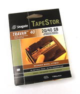 New Seagate STTM40 TapeStor Travan 40 20/40GB Data Cartridge
