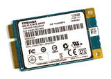 Toshiba THNSNS128GMCP 128GB mSATA Internal Solid State Drive