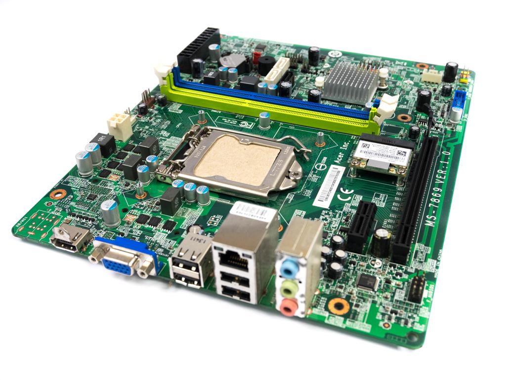DB.U87CN.001 Acer Intel Socket LGA1150 Motherboard  - MS-7869 Ver:1.0