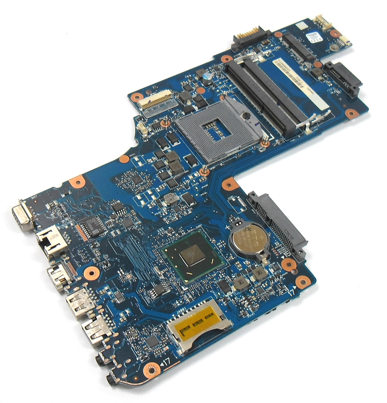 H000062010 Toshiba Satellite C50-A-1DV Notebook Motherboard
