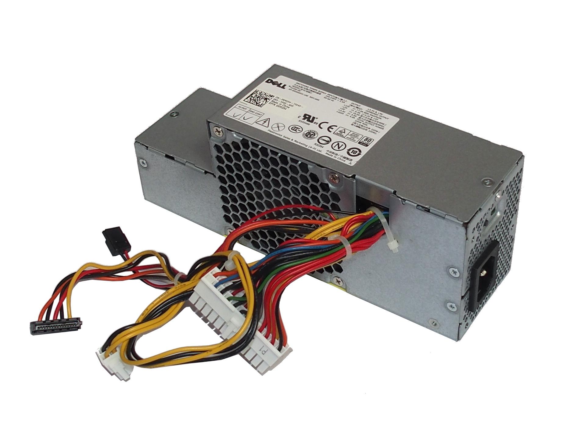 Dell 6RG54 Optiplex 380 SFF 235W Switching Power Supply