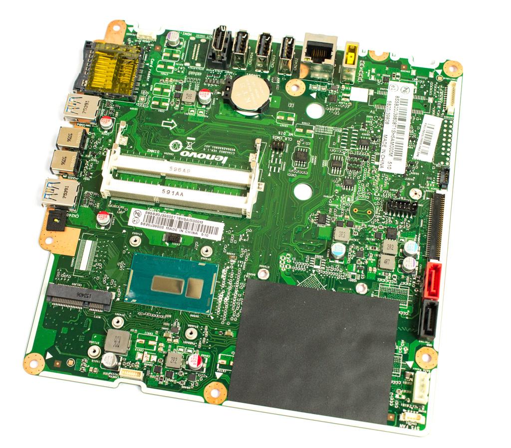 5B20J39808 Lenovo CIHASWS2 VER:1.0 Motherboard /f C40-30 AiO PC /w 3805U CPU