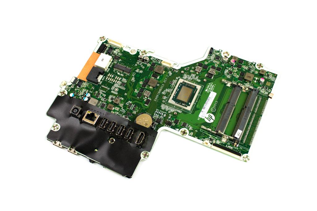 """810243-001 HP Motherboard /w BGA 1.8GHz A10 AMD APU /f B&O 23""""Pavilion AiO PC"""