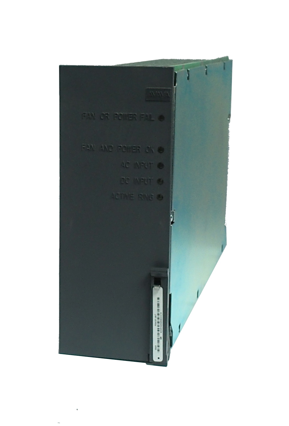 Avaya 700246671 Model: 655A 440W Power Supply For G650 Media Gateway