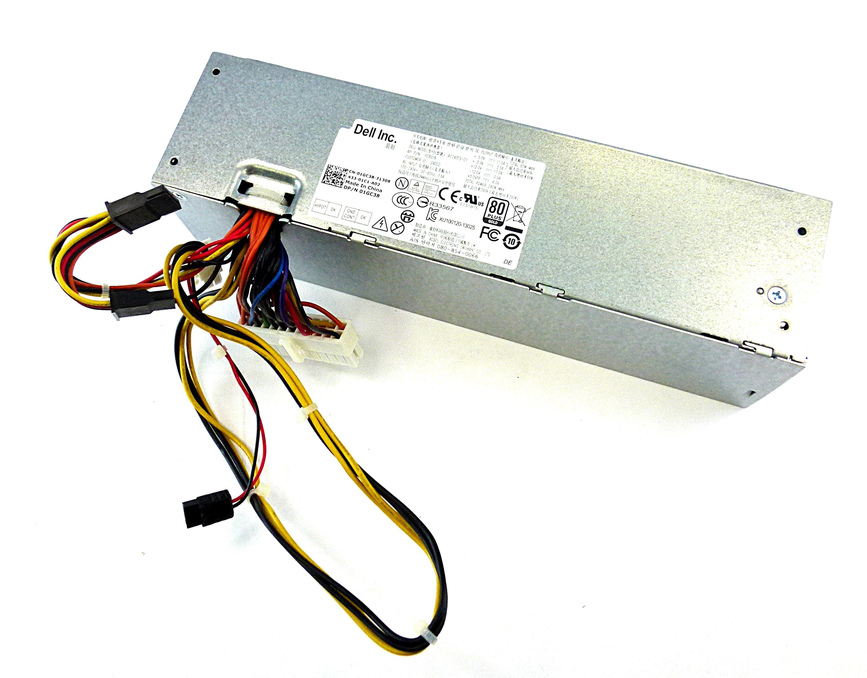 1GC38 Dell 240W 24-Pin ATX 80+ Gold PSU AC240ES-01