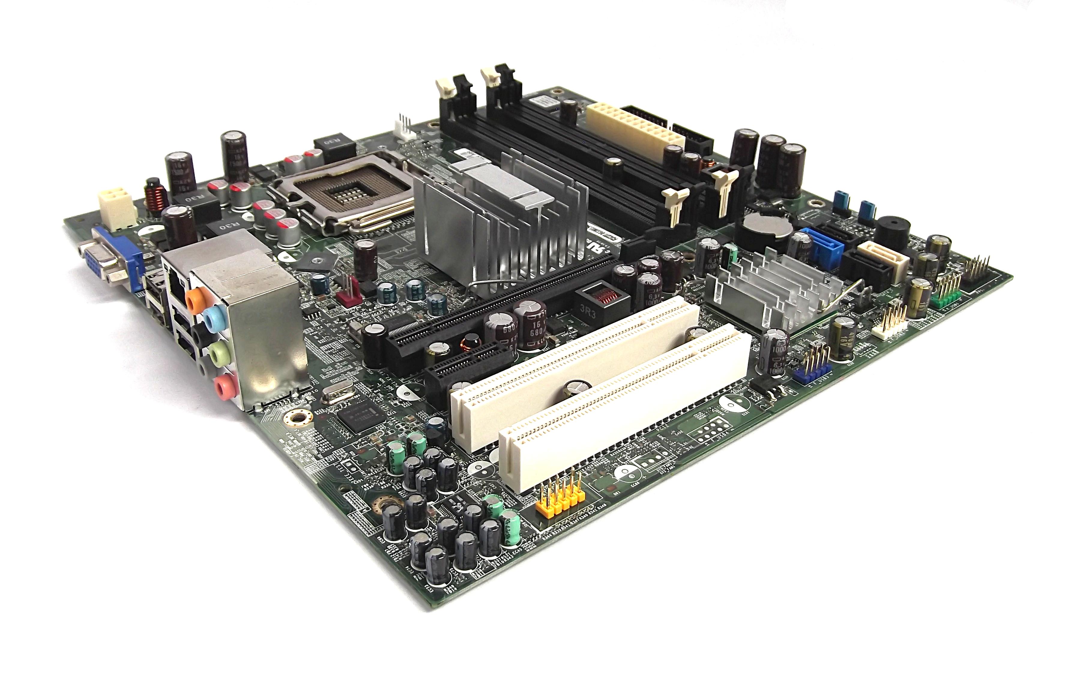 Dell FM586 Inspiron 530 Intel Socket LGA775 Main System Motherboard DG33M03