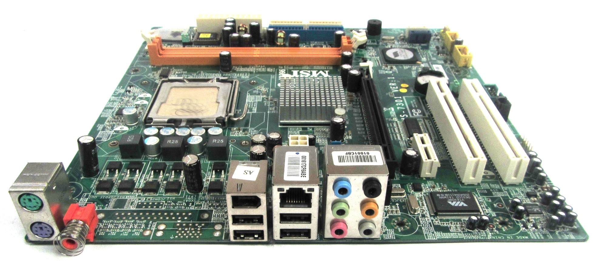 CUBA MSI MS-7301 MOTHERBOARD WINDOWS 7 X64 DRIVER DOWNLOAD