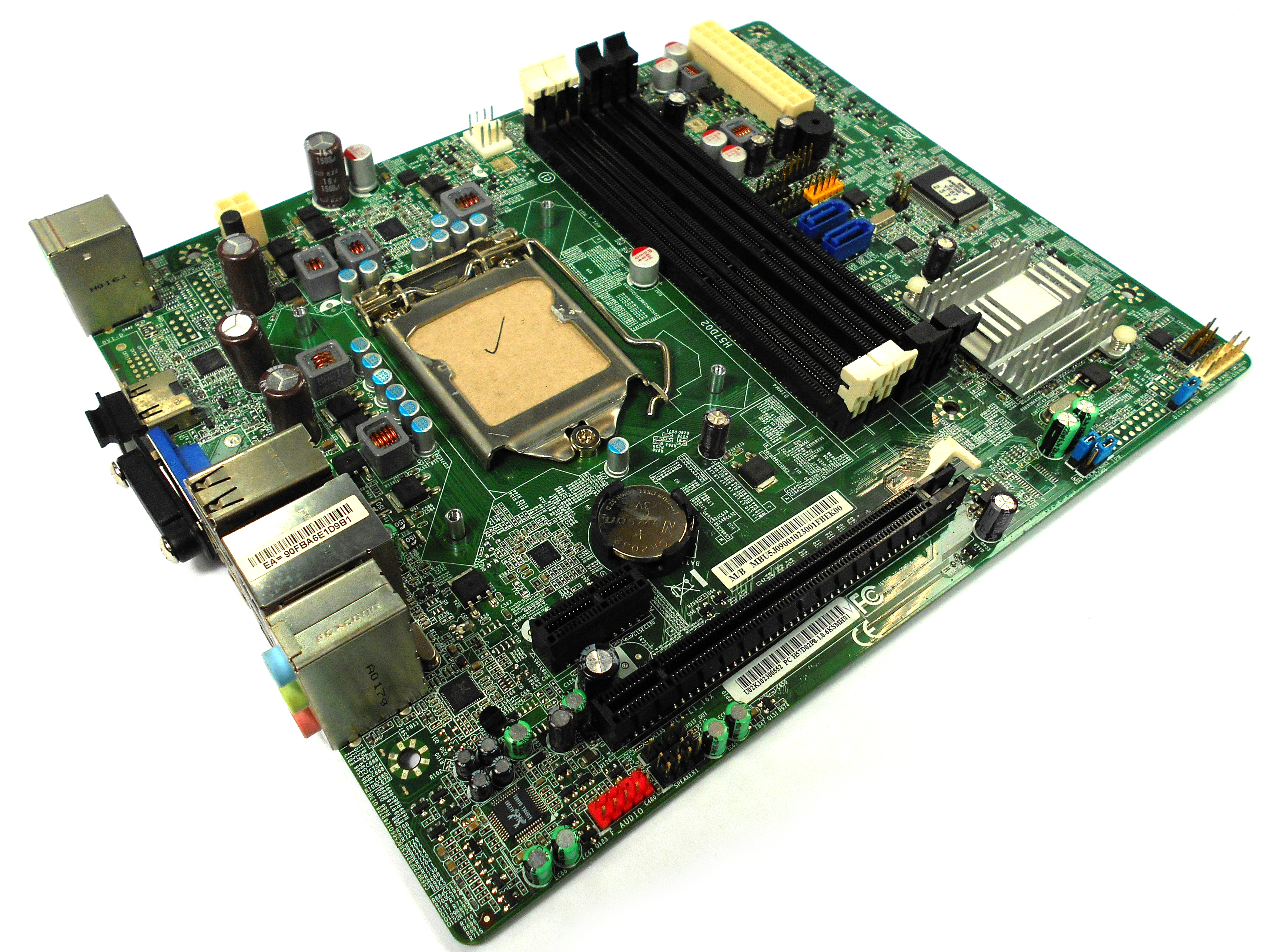 MB.U5J09.001 Packard Bell oneTwo L5851AiO PC Socket 1156 Motherboard - H57D02