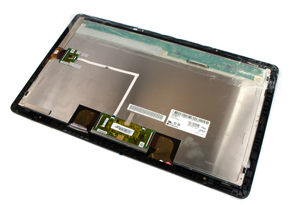 """A1921195A Sony 20"""" LCD, Touch Panel & Bezel Front Assy - LG LM200WD4(SL)B1)"""