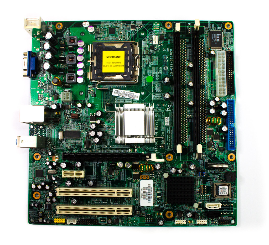 5188-8556 HP 945GCT-HM Rev:1.0B Intel LGA775 Desktop PC Motherboard